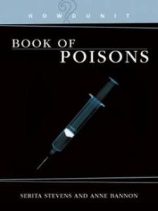 Book of Poisons for Writers book cover
