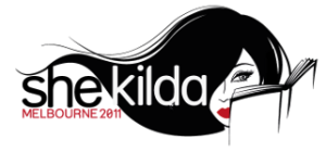 Logo for SheKilda Again 2011