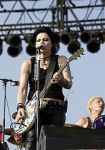 Picture of Joan Jett rockin' it!